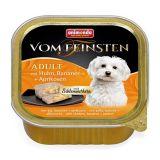 Animonda Vom Feinsten Adult mit Huhn Bananen Aprikosen Консервы для собак с курицей бананом и абрикосом