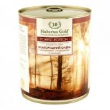 Hubertus (Хубертус) Gold Forest Edition оленина, пастернак, смородина и зелень консервы для собак 800г