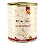 Baskerville Holistik Консервы для собак кабан и утка с тыквой и зеленью