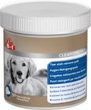 8in1 Tear Clear Stain Remover Pads Влажные диски от слезных пятен у собак
