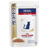 Royal Canin Renal Beef Feline Консервы для кошек при почечной недостаточности с говядиной