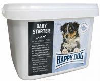 Happy Dog (Хеппи Дог) Baby Starter - Сухой корм с мясом птицы и лосося для щенков всех пород