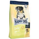 Happy Dog (Хеппи Дог) Baby Lamb & Rice - Сухой корм с ягненком для щенков средних и крупных пород собак с чувствительным пищеварением