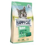 Happy Cat (Хэппи Кэт) Minkas Perfect Mix. Сухой корм с курицей, рыбой и ягненком для взрослых кошек