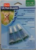 Hartz UltraGuard Капли на холку от блох, клещей и комаров для собак весом от 2,5 до 6 кг (0,65 мл)