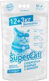SuperCat эконом (пакет 15 кг)