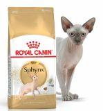Royal Canin Sphynx  33 сухой корм роял канин для взрослых кошек, для сфинксов