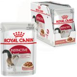 Royal Canin Instinctive Gravy консервированный корм для кошек старше 1 года