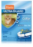 Hartz UltraGuard №80483 - ошейник от блох и клещей для кошек и котят на 7 месяцев