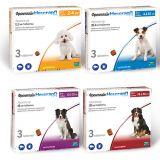 НексГард препарат в форме таблеток для собак от блох и клещей
