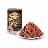 Carnilove Dog k 400 g с северным оленем